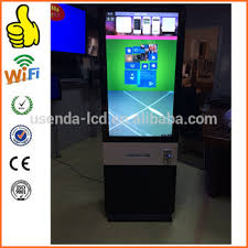 Printing Vending Machine Stunning 48inch Photo Printing Vending Machine Touchscreen Wifi Connect