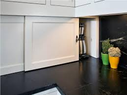 sliding cabinet doors. Kitchen:Sliding Door Kitchen Island Sliding Glass Cabinet Doors Double Barn Pantry Coplanar D