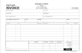 car service receipt auto service invoice free auto repair receipt templates invoiced