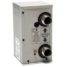 hayward cspa xi electric spa heater 11kw hayward cspax electric pool heater