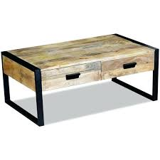 coffee table drawers natural elements coffee table with 2 drawers solid mango wood ikea coffee table