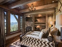 Rustic Bedroom Decor New Rustic Bedrooms Design Ideas Canadian Log Homes