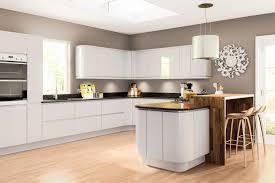 kitchen cabinets whole lancaster pa inspirational handleless light grey high gloss kitchen doors