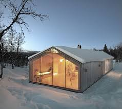 shed for living by fkda architects. v-lodge / reiulf ramstad arkitekter shed for living by fkda architects