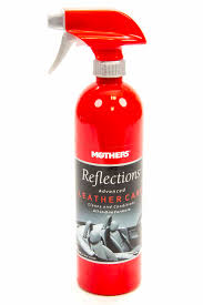 reflections leather cleaner 24oz