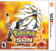 Pokemon Sun Release Date (3DS)