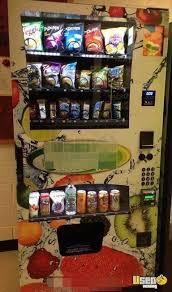Futura Vending Machine Interesting 48 Futura Snack Soda Combo Vending Machines For Sale In Vermont