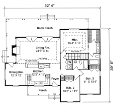 traditional house plans. Amazing Decoration Traditional House Plans Plan 10748 At FamilyHomePlans Com