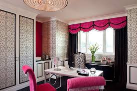 girly office decor. Office Bathroom Decor Home Contemporary With Hot Pink And Cyrstals Girly Glam