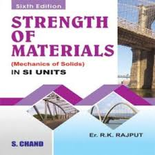 Strength of Materials by RK Rajput PDF Free Download