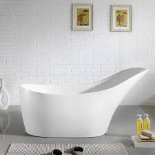 67 delray freestanding bathtub
