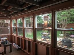 diy sunroom how to convert a porch to