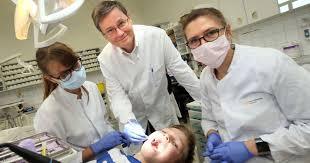 High-Tech-Zentrum für die Zähne
