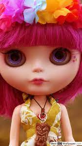 Pink haired Doll HD wallpaper download