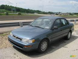 1995 Toyota Corolla Sedan best image gallery #13/21 - share and ...