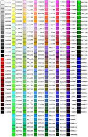Colors Rgb Rgb Hex Triplet Color Chart Web Safe Colors Netscape