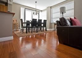 image of decor brazilian cherry hardwood floor