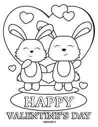 Before groundhog's day it's valentine's and i helped my mom make something super special for you guys. 4 Free Valentine S Day Coloring Pages For Kids
