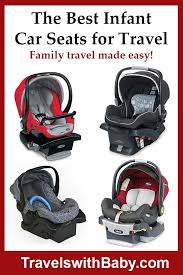 the best infant car seats for travel
