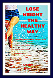 Lose Weight Walking Chart Amazon Com Lose Weight The Healthy Way Includes Simple