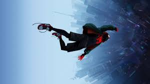Spider man miles morales into the spider verse marvel ultimate. Spider Man Into The Spider Verse Review 2018 Crazy Superhero Transition