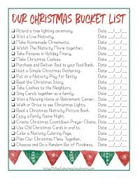 Printable Xmas List Ideas Christmas Card Template Holiday