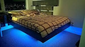 floating bed frame how to make a hanging bed frame beautiful marvellous design floating beds ideas floating bed