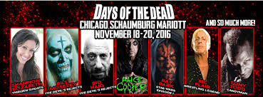 horror returned to chicago in november as we attended the last convention of the year the show that has became monsters from the bat s favorite