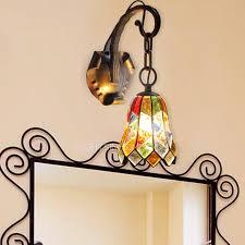 designer wall sconces lighting. High End Stained Glass Manual Designer Wall Sconces Lighting A