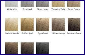 Hair Rinse Color Chart 15 Punctilious Roux Fanci Full Rinse Color Chart