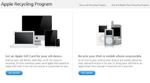 apple now offering free recycling and gift cards for old windows pcs