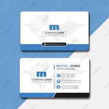 Maybe you would like to learn more about one of these? Professional Name Card Design In 2 Colors Template Download On Pngtree