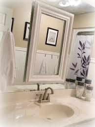 Decorating Bathroom Mirrors Choosing Mirror On Mirror Decorating For Bathroom Ideas Free