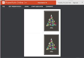 photo card maker templates christmas cards maker template for powerpoint online
