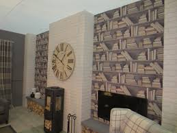 Wallpaper Designs For Living Rooms Living Room Living Room Focal Point Ideas Using Feature Wall