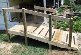 Handicap Ramps Wood Designs Image Result For How To Build A Handicap Ramp Over Stairs