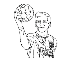 Ronaldo Coloring Pages At Getdrawingscom Free For Personal Use