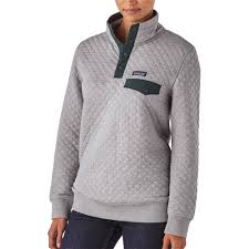 The Patagonia Cotton Quilt Snap-T Women's Pullover & ... Cotton Quilt Model ... Adamdwight.com
