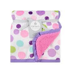 Carter's Valboa Blanket Girls Dot Print - Triboro Quilt Co ... & Carter's Valboa Blanket Girls Dot Print - Triboro Quilt Co. Adamdwight.com