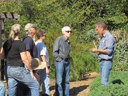 jim xerogeanes teaching the 2016 plant propagation portion of master gardener training photo elizabeth petersen