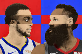 Steph curry goes for threeee. James Harden And Steph Curry Have To Life Swap To Succeed This Season The Ringer