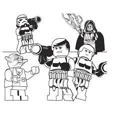 Leuk Voor Kids Kleurplaat Lego Star Wars Lego Kleurplaten Lego