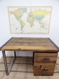 wooden desk ideas. best 25 reclaimed wood desk ideas on pinterest l rustic and wooden