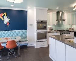 kitchen metro appliances whirlpool example of a large minimalist l shaped eat in kitchen design in st lou
