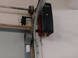 jackshaft drive garage door opener