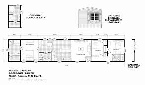 16 wide mobile home floor plans mobile homes floor plans double wide