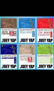 Joey Yap Qimen Ebook Books Stationery Fiction On Carousell