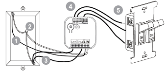 micro double smart switch user guide aeotec by aeon labs 5 wall switch wire connection connect the wires from item 3 to the external wall switch