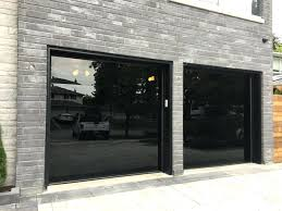glass garage doors designs for modern house houses homes glass garage doors for cool houses