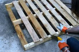 pallet outdoor bench diy. Pallet Deck Building An Easy Outdoor Bench Diy .